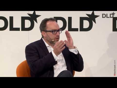 Mobile for Good: Wikipedia Zero and Beyond (Jimmy Wales, Wikipedia & David Kirkpatrick) | DLD14