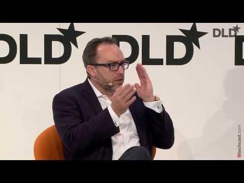Mobile for Good: Wikipedia Zero and Beyond (Jimmy Wales, Wikipedia & David Kirkpatrick)   DLD14