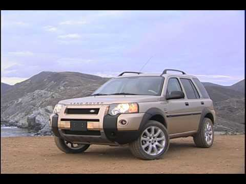 Land Rover Freelander 2004 - YouTube