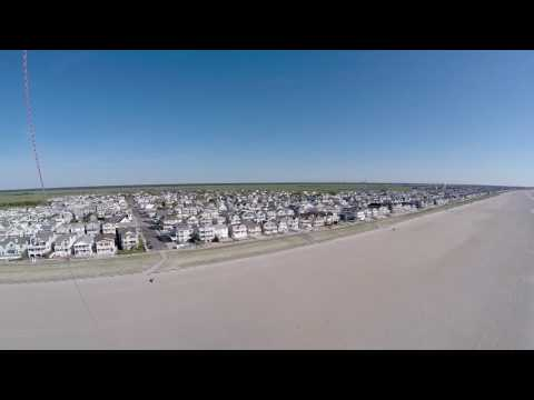Kite Aerial Photography - Ocean City, NJ (drone ban work-around)