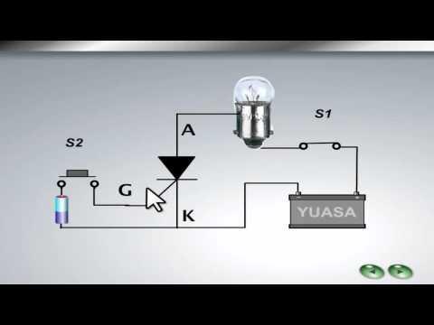 Elektronika Dasar 014 SCR Universitas Jember