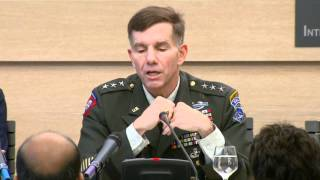 Press briefing by the Commander of NATO Training Mission - Afghanistan (NTM-A) Part 2/2