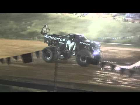 Monster Trucks Fishersville 2015 Friday