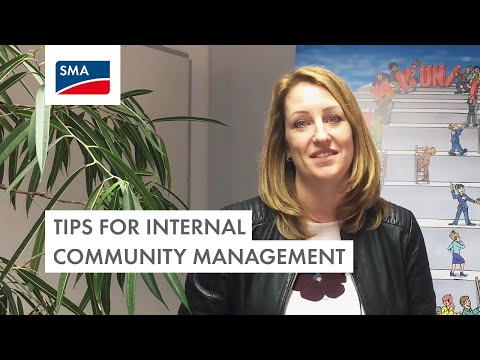 Tips for Internal Communication by Katharina Krentz (Bosch)