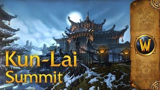 World of Warcraft - Music & Ambience - Kun-Lai Summit
