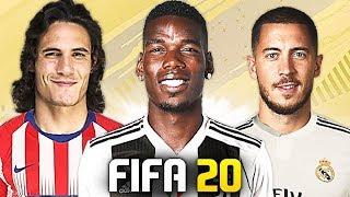 LA JUVE SFIDA IL REAL PER POGBA!! 😱 TOP 10 TRASFERIMENTI FIFA 20 - ESTATE 2019 | Hazard, Chiesa