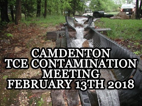 Camdenton TCE Meeting Feburary 13th 2018