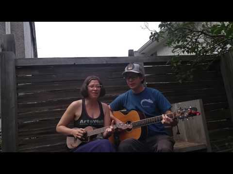 Robson Valley Music Festival song with Coco Love and Corwin Fox