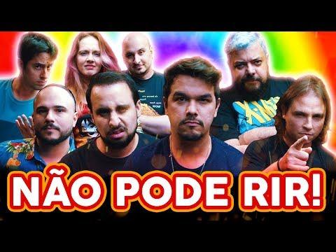 NÃO PODE RIR! - com SUPERDRAGS(Nando Mendonça, Wagner Follare e Sérgio Cantú)