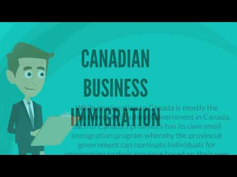 Canadian Business Immigration - Matthew Jeffery, Toronto Immigration Lawyer