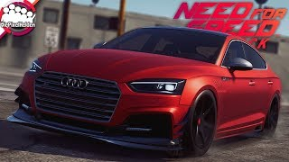 NEED FOR SPEED PAYBACK - Audi S5 - Runner Gameplay
