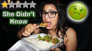 Taking My Girlfriend To The WORST Rated Restaurant In My City! **She Didn't Know**