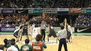 ウィンターカップ2013準決勝 明成vs藤枝明誠