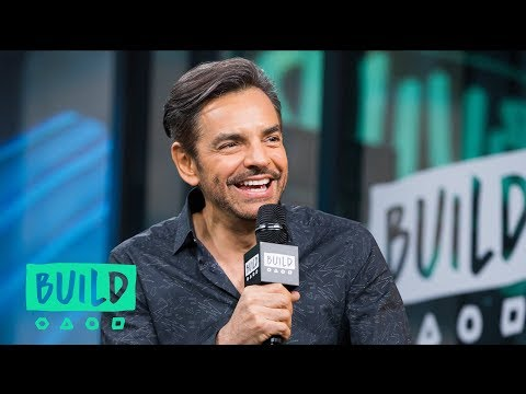 "Eugenio Derbez Speaks On New Movie ""How To Be A Latin Lover"""