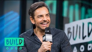 """Eugenio Derbez Speaks On New Movie """"How To Be A Latin Lover"""""""