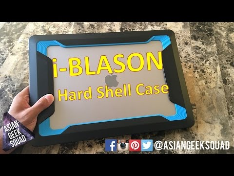 new styles 5e980 fb6bb i-Blason Heavy Duty Case REVIEW for 2016 15