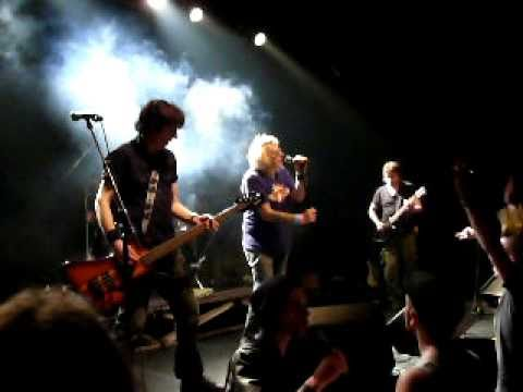 UK SUBS  - You don't belong  - Live in Germany 2011