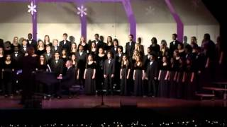 Nutcracker Jingles -Euless Trinity HS A Cappella Choir