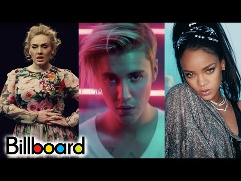 Billboard Year-End 2016 - Top 100 Songs