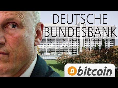Witz des Jahres: Bundesbank warnt vor Bitcoin