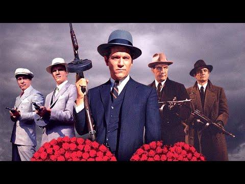 Chicago Mafia & Al Capone in «The St. VALENTINE'S DAY MASSACRE» // Full Movie Based On True Story