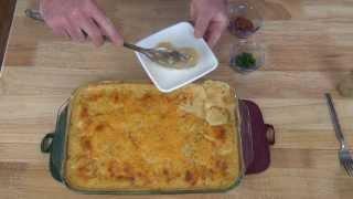 Scalloped Potatoes, How To Make Homemade Scalloped Potatoes Delish!!!!!