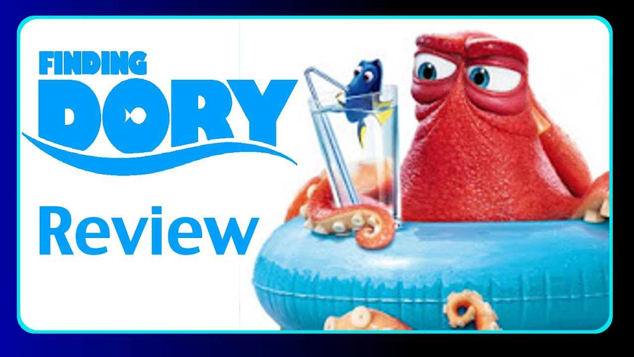Finding Dory Review Youtube