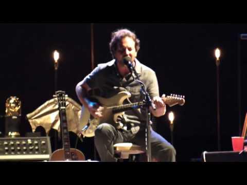 Eddie Vedder - Ohana Festival, Dana Point, 08.27.2016 (SBD)