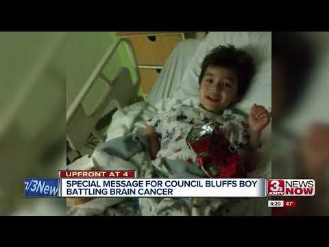 Cliff Bennett - Iron Man sends video to Cancer Patient