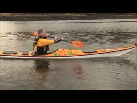 How To Paddle Kayak
