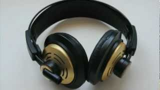 Tech Review | AKG K141 Professional Studio Headphones
