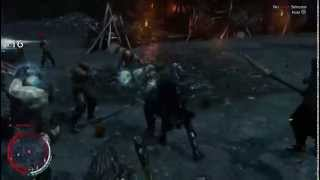 Shadow of Mordor : Killing Spree