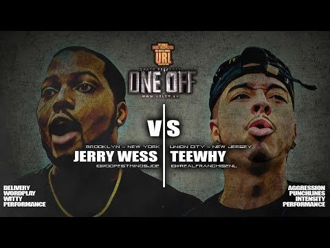JERRY WESS VS TEEWHY SMACK/ URL RAP BATTLE