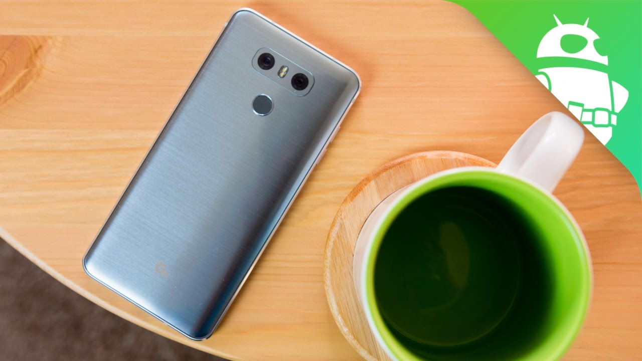LG G6 review: it flies    like a G6! - Android Authority