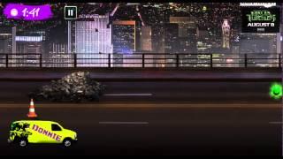 Игра Черепашки Ниндзя 3D (2014 - Ninja Turtles Rescue April)