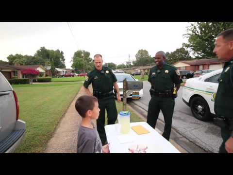 Jeremiah Lemonade Stand Jr  Deputy Sept 2016