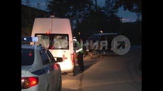 Водителя микроавтобуса избили на южной окраине Хабаровска. Mestoprotv