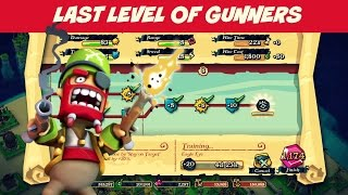 Plunder Pirates | Max level gunners - Raid with Legendary Pirate Cornelius