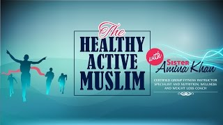"""Islamic online university in collaboration with amanah fitness is proud to present """"the healthy active muslim"""", a webinar that's going be power packed wit..."""