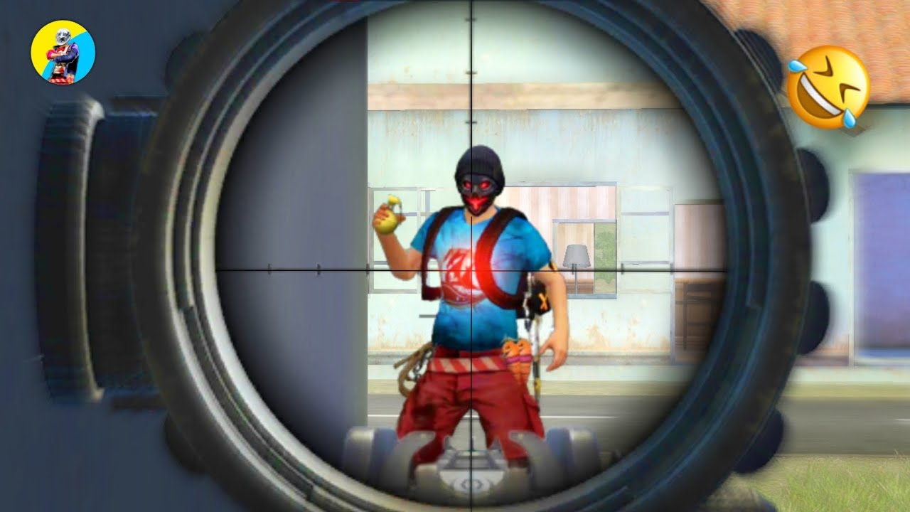 Free Fire Funny exe 😂 Next level