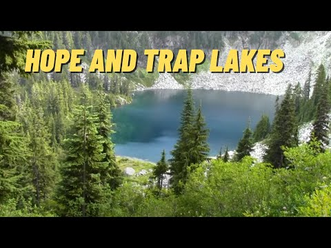 Hope And Trap Lakes