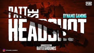 PUBG MOBILE LIVE WITH DYNAMO | CHICKEN DINNER HUNTING | SUBSCRIBE & JOIN THE GAME