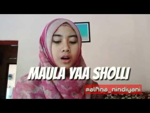 Menghipnotis Nitezen Instagram Sholawat Merdu Alfina Nindiyani -  MAULAYA