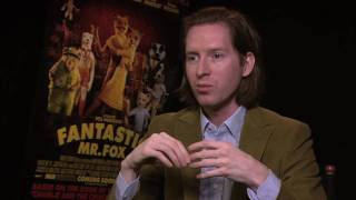 Wes Anderson Interview
