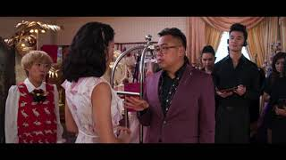 Crazy Rich Asians PA Tour Clips Taste The Rainbow