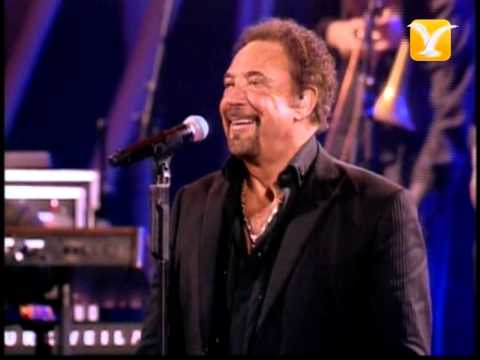 Tom Jones, I´ll Never Fall In Love Again, Festival De Viña 2007