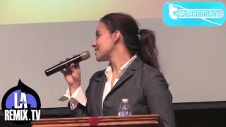 Rosie Rivera y Jacqueline Rivera le canta a Jenni Rivera concierto especial