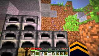 20 minute chalenge build a lightning rod (minecraft survival)