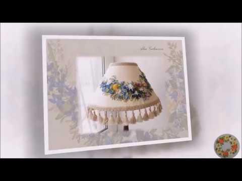 Как сделать абажур своими руками в домашних условиях из ткани