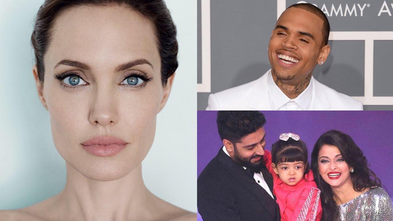 APTV: Angelina Turns Teacher, Buzzing Bollywood Babies ...